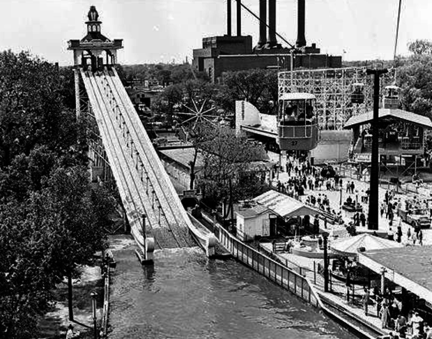 Riverview Amusement Park Film Resurfaces 50 Years After