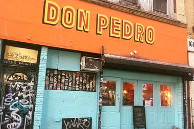 Don Pedros is closing on May 6, according to workers there.