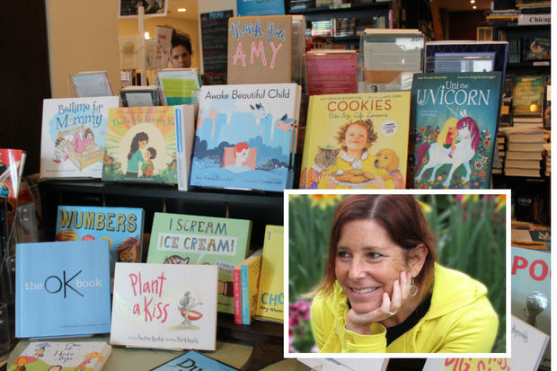 Children's book author Amy Krouse Rosenthal died Monday after a battle with cancer.