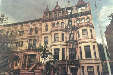 Nonprofit Providence House is looking to create supportive units on Halsey Street near Marcy Avenue and at 243 Hancock St. (pictured), to provide residences for homeless women and children.