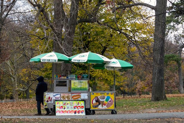 The Prospect Park Alliance is looking for food vendors to set up shop at up to 16 locations inside Prospect Park.