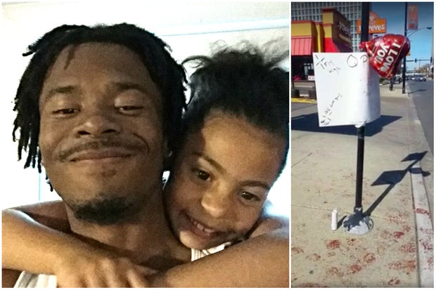 One of Sunday's shooting victims, Quentin Payton, was a father who lived nearby in West Ridge.