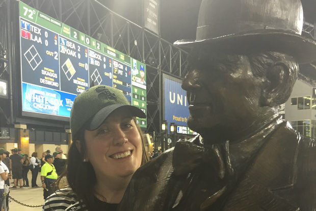 Mary O'Malley spent months on her master's thesis at Northwestern, hoping to reshape Charles Comiskey's legacy.