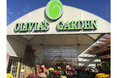 Olivia's Garden will not reopen this spring on Western Avenue. The garden shop has been selling flowers, Christmas trees and other items for 25 years from 10730 S. Western Ave. in Beverly.