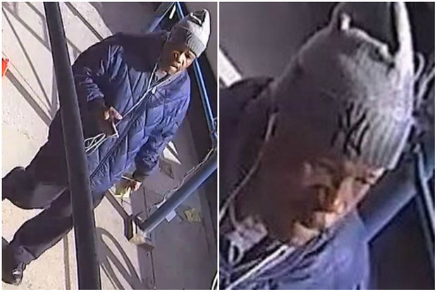 Police are trying to find this man, who's wanted in connection with a Feb. 27 home invasion robbery near Seventh Avenue and Garfield Place.