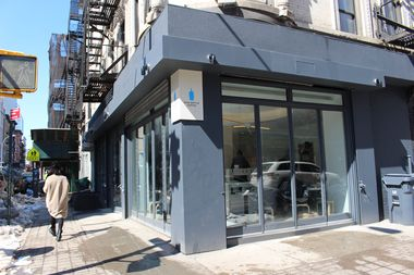 Blue Bottle's newest city location is located at 71 Clinton St. in the Lower East Side.