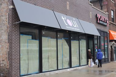A macaroon and patisserie shop slated to open at 5018 N. Broadway.