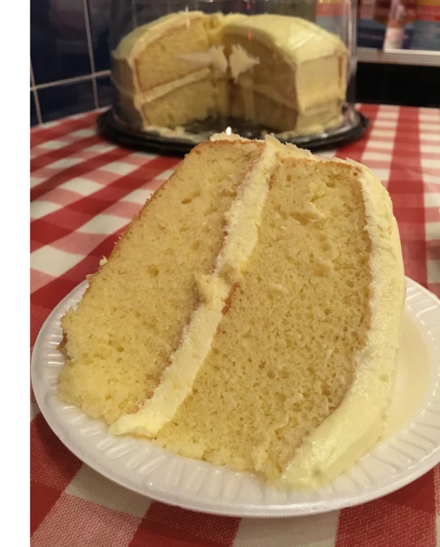 How To Make Portillo S Lemon Cake