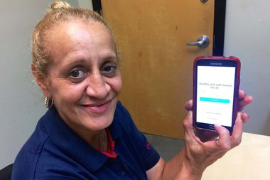 A tenant who use JustFix.nyc to secure repairs in her apartment and successfully postpone her eviction.