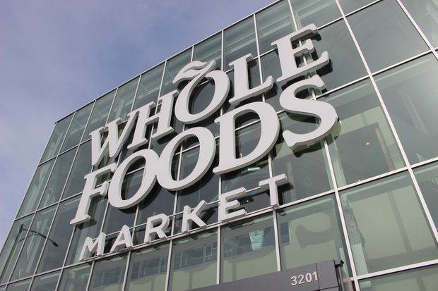 The Whole Foods sign at 3201 N. Ashland Ave. is the largest in the city.