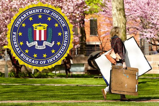 Pratt Institute Warns Students of FBI Effort to Build 'Relationships'
