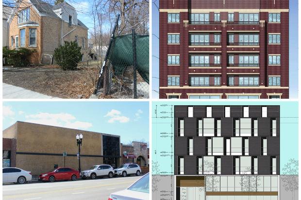Lawrence Development 2200 Block