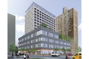 The Essex Crossing's sixth site will be located at 175 Delancey St.