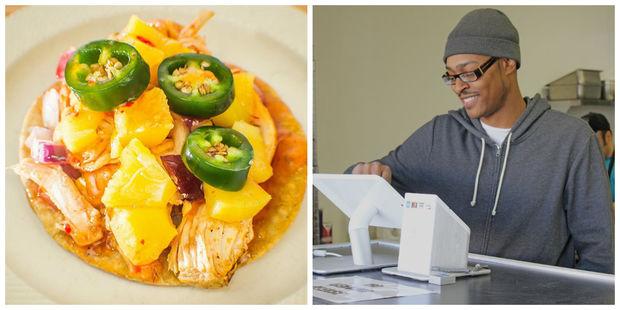 Raymond Jones is the owner of Love Taco.