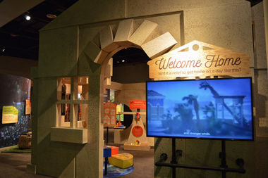 The Notebaert Nature Museum opens the climate-change exhibit