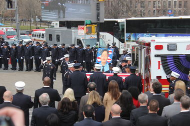 Massive Crowd Turns Out to Mourn Slain EMT Yadira Arroyo at Funeral