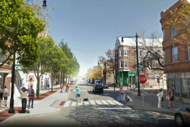A $3.8 million streetscape project will upgrade a four-block stretch of Morgan Street from 31st to 35th streets, according to the Office of Mayor Rahm Emanuel.