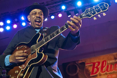 John Primer will take the stage June 9 at the Chicago Blues Festival, which is moving to Millennium Park this year.