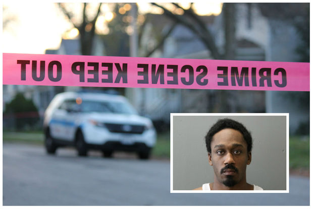 Lionel Parks, 29, was charged with first-degree murder and attempted murder after a quadruple slaying in Roseland last year, police said.