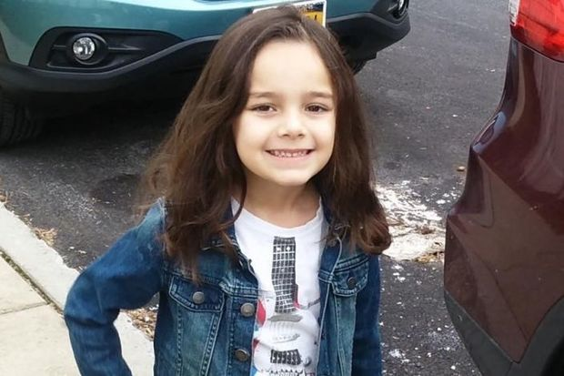 Chloe Mitchell, 6, was recently diagnosed with leukemia.