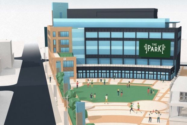 The Chicago Cubs launched their Park at Wrigley Field website Wednesday with a list of events set to take place on the new Wrigley Field plaza.