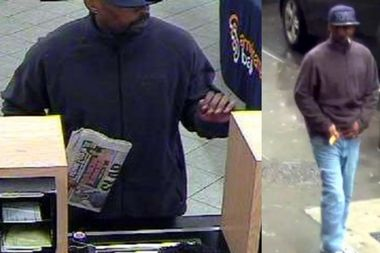 Thief Robs Seventh Avenue Bank With Note To Teller Police Say