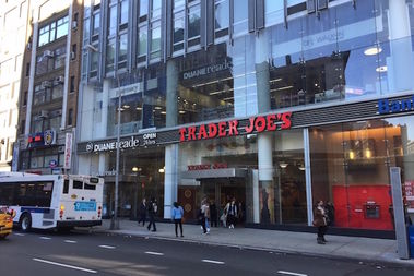 Trader Joe's currently has one store on the Upper West Side, at 2073 Broadway.