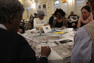Planning is starting again for Oakwood Shores with the first of four community meetings Wednesday.