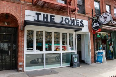 The Jones at 788 Ninth Ave. between West 52nd and 53rd streets.