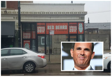 Marcus Lemonis will help open Red Beard Coffee Traders at 1948 W. North Avenue.