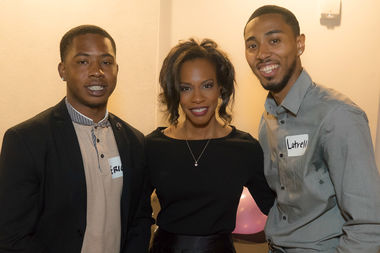 Tenisha Taylor Bell set up the Ezekiel Taylor Scholarship Foundation to help Chicago's young black men and boys pursue this dreams.