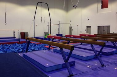 The Morgan Park Sports Center will have tryouts for its USA Gymnastics competitive team from 4-7 p.m. Saturday at the gymnastics facility at 11505 S. Western Ave.