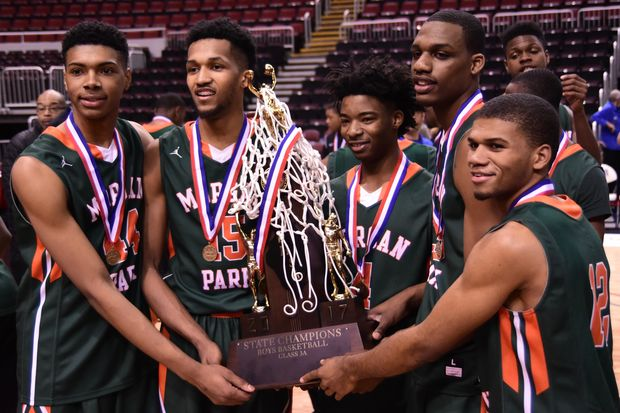 Donors including comedian Hannibal Buress and former Chicago Bear Martellus Bennett stepped up to help purchase championship rings for the Morgan Park High School boys basketball team.