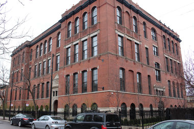 Mulligan School Has Survived A Devastating Fire To Complete Its Conversion  To An Apartment Building.