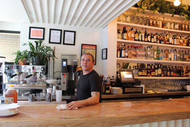Nick Bodor said the decision to shutter Cake Shop and re-open as Kind Regards was tough but necessary.