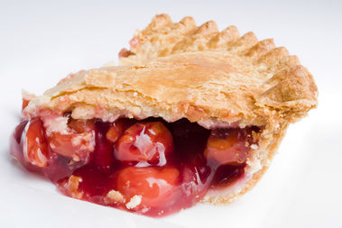 Police arrested Jonah Parsoff, 37, for trying to rob a Key Food store over a cherry pie.