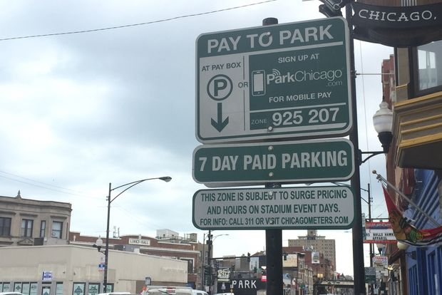 The cost to park at one of 1,110 spots near Wrigley will double on game days from $2 to $4 per hour starting two hours before Chicago Cubs games and other special event