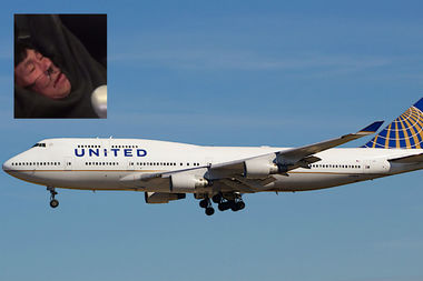 The Louisville doctor who was bloodied anddragged off a United Airlines flightSunday took first steps toward filing a lawsuit against the city and the airline Wednesday.