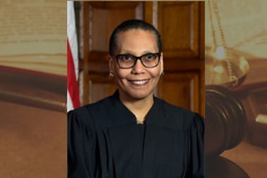 Abdus-Salaam became only the first African-American woman to sit on the state's highest court.