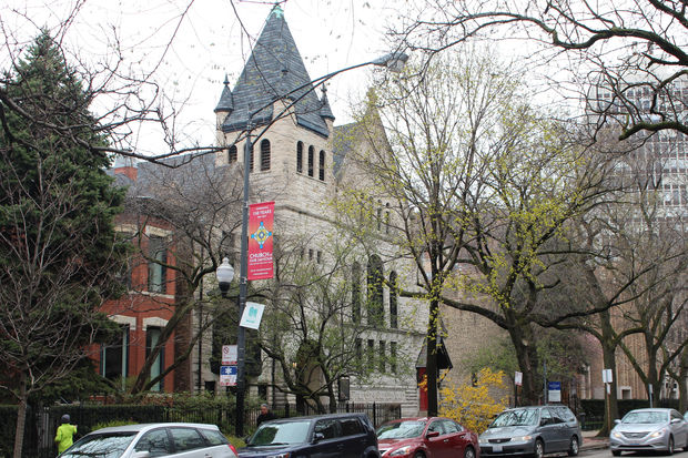 Church of Our Saviour, 530 W. Fullerton Parkway, will be part of Open House Chicago this weekend.