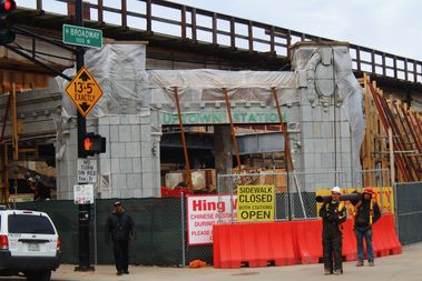 Chicago Market is hoping to make the Gerber Building its new home.