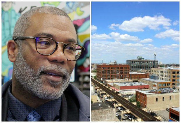 Ald. Walter Burnett Jr. (27th) said he is being bombarded by developers interested in building residential buildings north of Lake Street in Fulton Market.