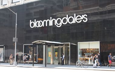 Bloomingdale's at 1000 Third Ave., at East 59th Street.
