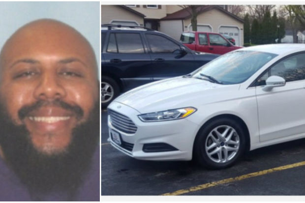 Steve Stephens may have fled to New York after fatally shooting a man in Cleveland, police there said.