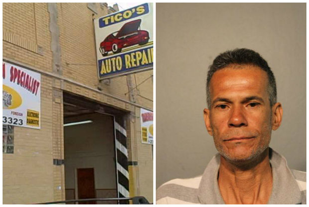 Orlando Soto, 54, was charged with one misdemeanor count of Aggravated Assault/Use of a Deadly Weapon and one felony count of Armed Robbery from two different incidents, police said.