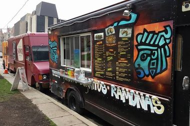 Aztec Dave's Food Truck will visit the beer garden at Cork & Kerry on May 5, also known as Cinco de Mayo. The Beverly tavern will host various food trucks every Friday throughout the summer.
