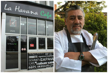 9b89b4f3262f00 Raul Ramos is opening his own restaurant in the former La Havana Cafe