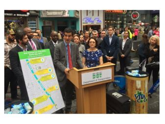 Councilman Ydanis Rodriguez will unveil the full list of activities slated for #CarFreeNYC on Wednesday afternoon, alongside several participating organizations, a spokesman said.