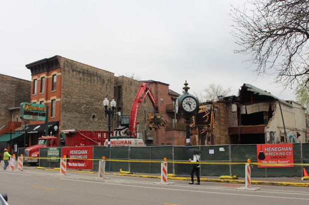 O'Brien's Restaurant & Bar is being demolished, but it will be back as part of a new 13-story boutique hotel.