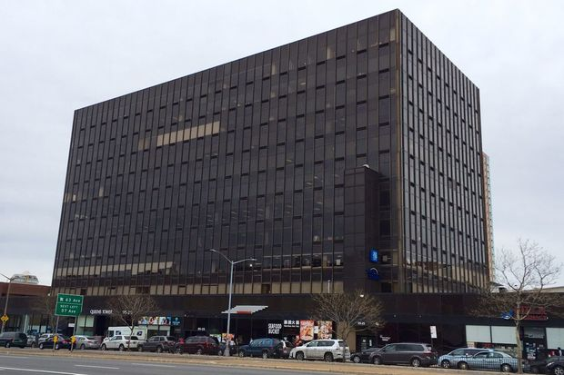 The LeFrak Organization sold its Rego Park office building for nearly $140 million to Fidelis Care.